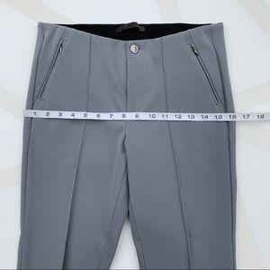 Mac Jeans Pants - Mac Anna Zip New Slim Leg Stretch Trouser Pants